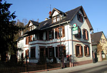 "Hotel garni ""Am Waldesrand"""
